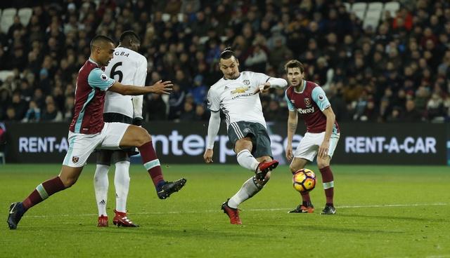 West Ham vs MU (0-2): Dau an trong tai hinh anh 30