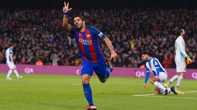 Suarez loai Griezmann khoi doi hinh tieu bieu FIFA 2016 hinh anh 11