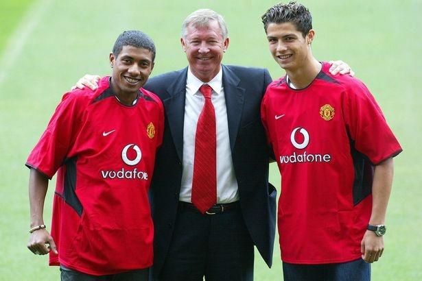 Sir Alex Ferguson - nguoi doi theo tung buoc di cua Ronaldo hinh anh 9