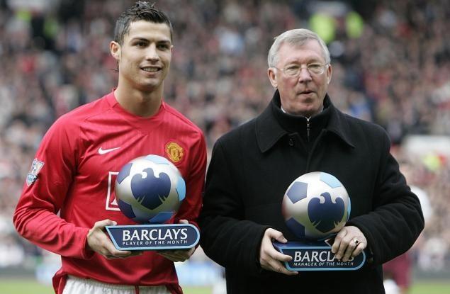 Sir Alex Ferguson - nguoi doi theo tung buoc di cua Ronaldo hinh anh 7