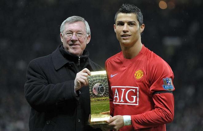 Sir Alex Ferguson - nguoi doi theo tung buoc di cua Ronaldo hinh anh 3