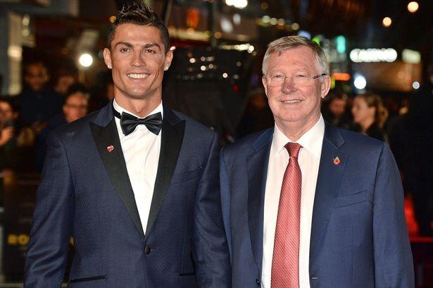 Sir Alex Ferguson - nguoi doi theo tung buoc di cua Ronaldo hinh anh 8