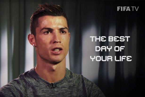 Ronaldo tiet lo ngay hanh phuc nhat cuoc doi hinh anh 1