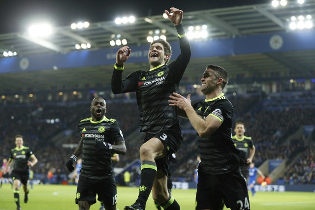 Leicester vs Chelsea (0-3): Marcos Alonso lap cu dup hinh anh 18