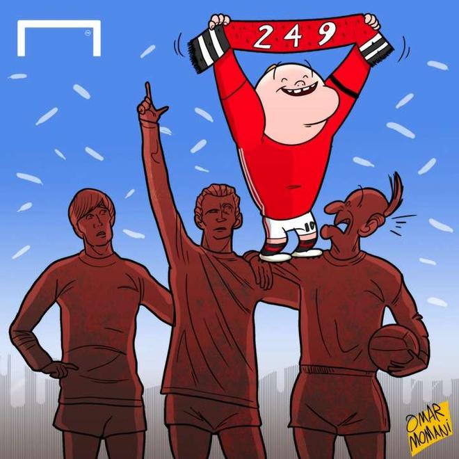 Hi hoa Pogba choi bong chuyen, dau vat o tran gap Liverpool hinh anh 8