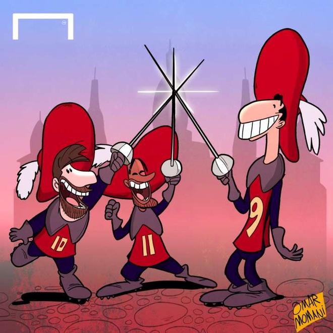 Hi hoa Pogba choi bong chuyen, dau vat o tran gap Liverpool hinh anh 5