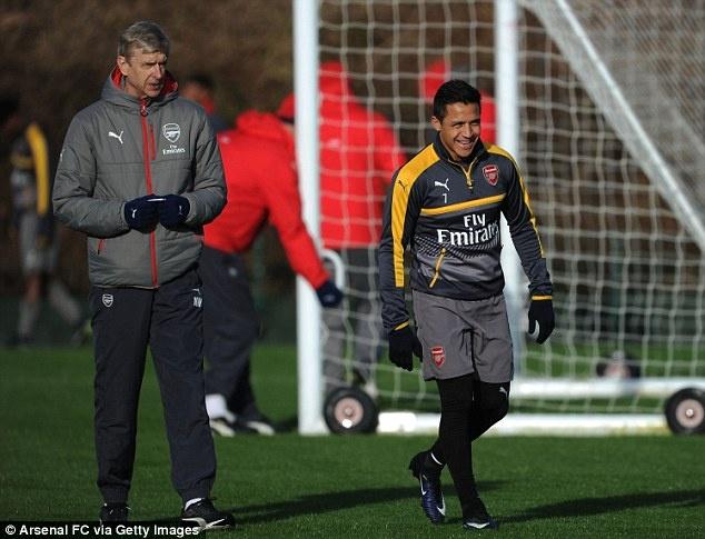 Arsenal dung chieu doc de giu chan Sanchez hinh anh 5