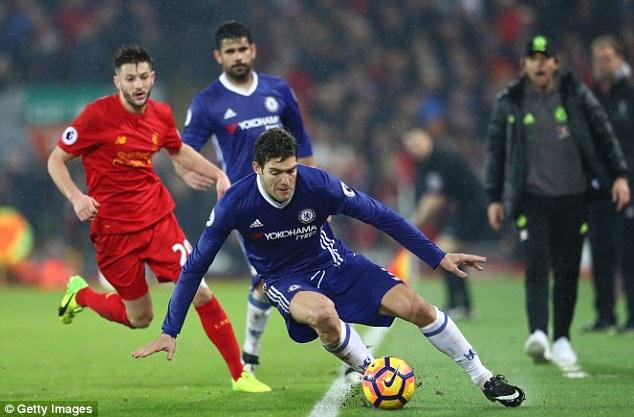 Chelsea ap dao Arsenal o doi hinh ket hop derby London hinh anh 7