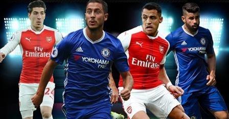 Chelsea ap dao Arsenal o doi hinh ket hop derby London hinh anh