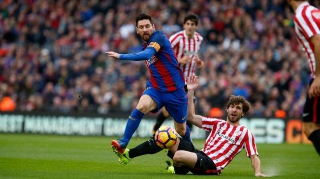 Barcelona vs Bilbao (3-0): Messi sut phat tinh quai hinh anh 12