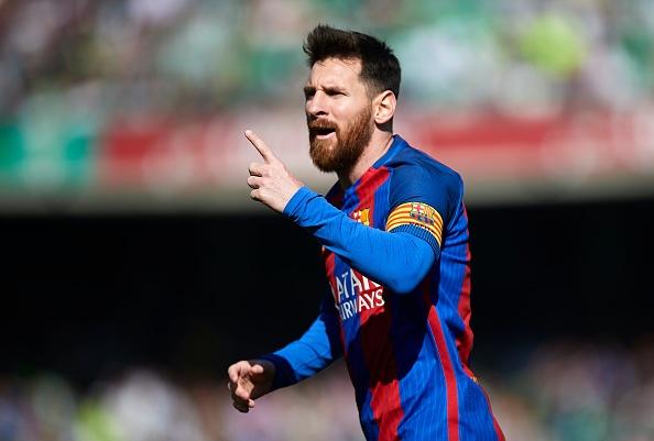 Barcelona vs Bilbao (3-0): Messi sut phat tinh quai hinh anh