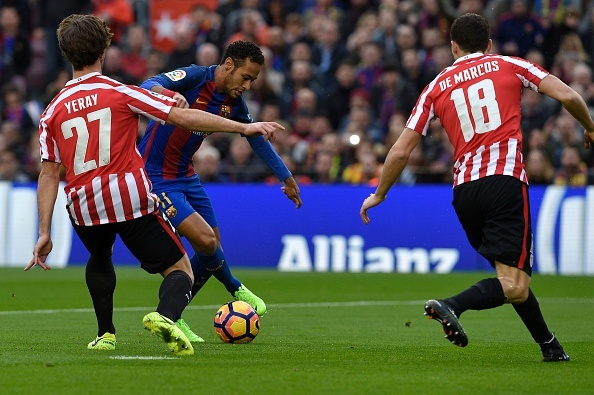 Barcelona vs Bilbao (3-0): Messi sut phat tinh quai hinh anh 10