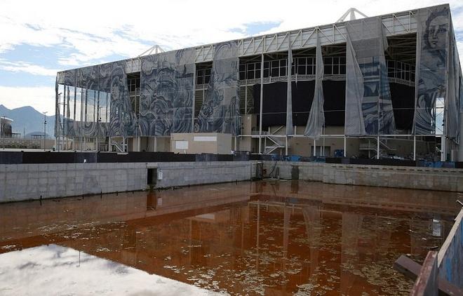 'Thanh dia' Maracana hoang tan sau Olympic 2016 hinh anh