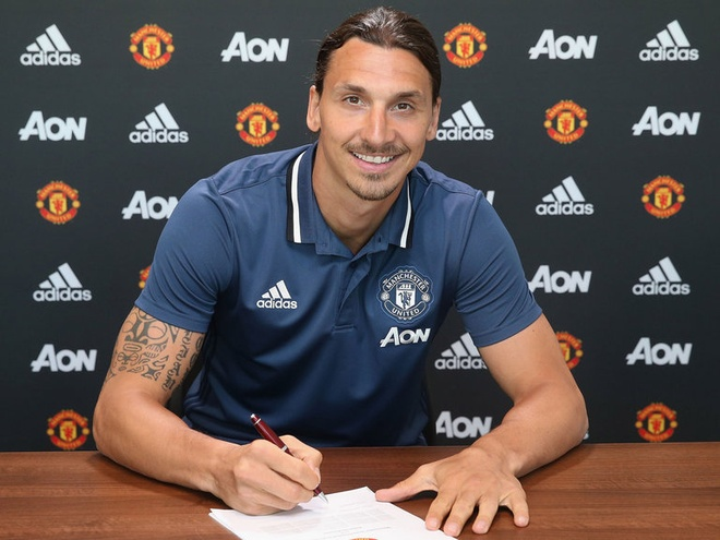 Wenger chi trich Ibrahimovic anh 1