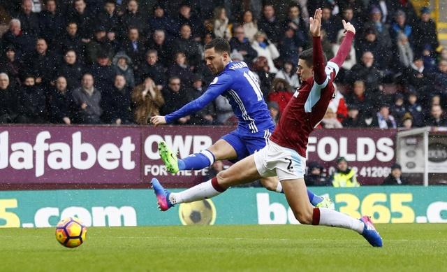 Burnley vs Chelsea (1-1): Chu nha qua cam hinh anh 11