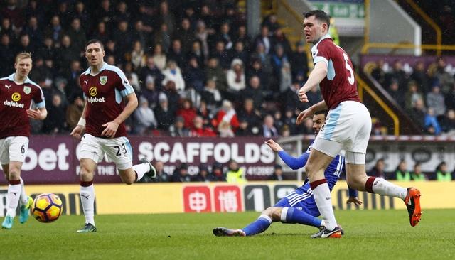 Burnley vs Chelsea (1-1): Chu nha qua cam hinh anh 12
