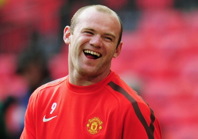 Rooney lot top 10 cau thu chay nhanh nhat the gioi hinh anh