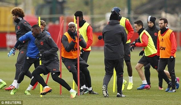 Mourinho: 'Me Pogba khong muon chung toi gianh chien thang' hinh anh 1