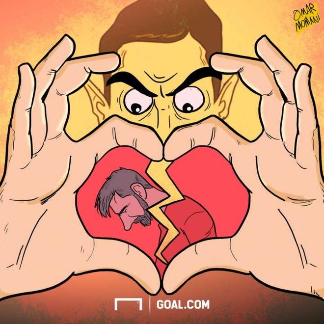 Hi hoa sao Bayern vui ve voi Arsene Wenger anh 3