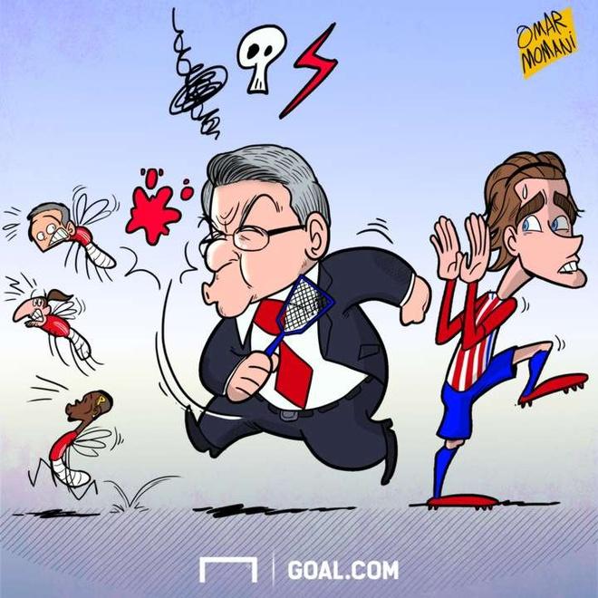 Hi hoa sao Bayern vui ve voi Arsene Wenger anh 7