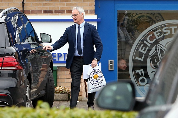 Ranieri tan huong cuoc song sau khi bi sa thai hinh anh 5