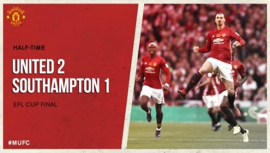 MU vs Southampton (3-2): 'Dang cuu the' Ibrahimovic hinh anh 28