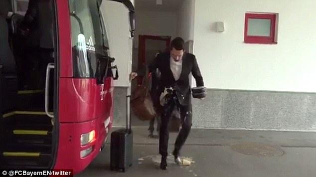 Dan sao Bayern san sang du dai tiec tan cong o Emirates hinh anh 6