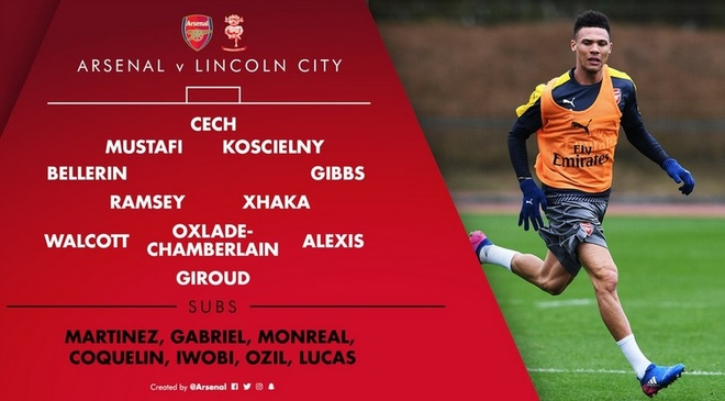 truc tiep arsenal vs lincoln anh 4