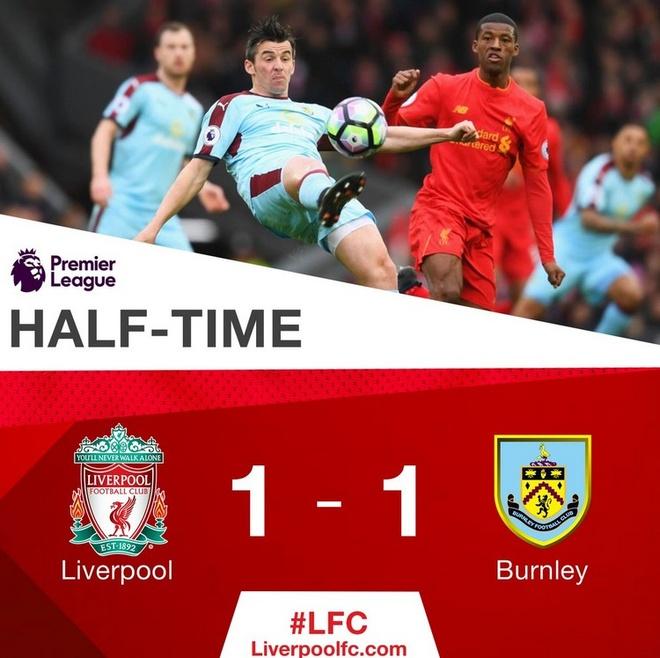 Liverpool vs Burnley (2-1): Emre Can sut xa dang cap hinh anh 17