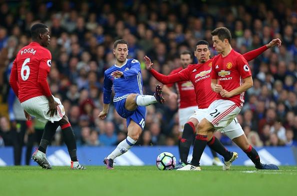 Mourinho dung doi hinh khong tien dao 'phuc thu' Chelsea hinh anh 5