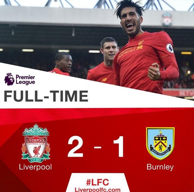 Liverpool vs Burnley (2-1): Emre Can sut xa dang cap hinh anh 23
