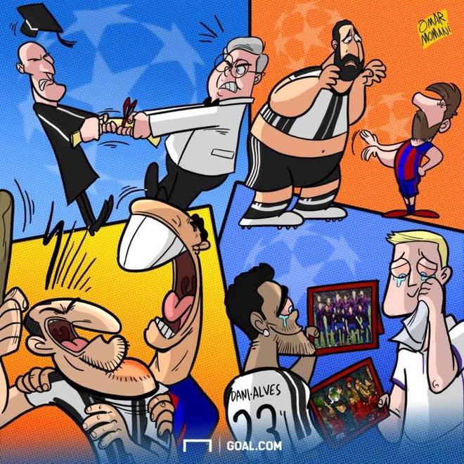 Hi hoa thoi quen khac la cua Messi va Suarez anh 11