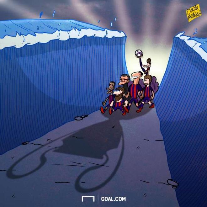 Hi hoa thoi quen khac la cua Messi va Suarez anh 5