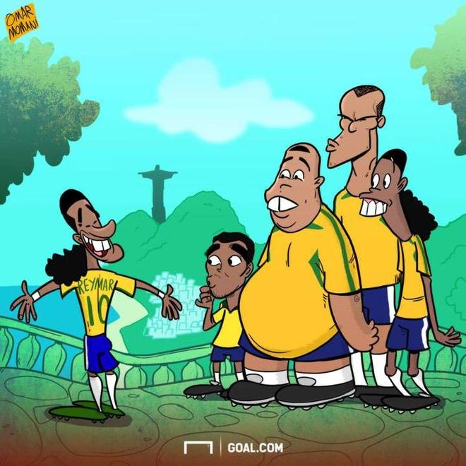 Hi hoa thoi quen khac la cua Messi va Suarez anh 6