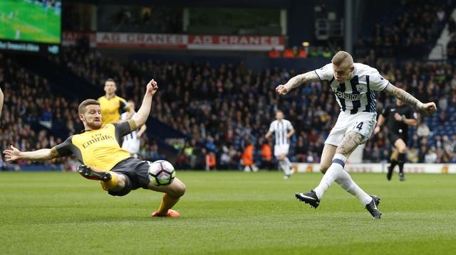 West Brom vs Arsenal (3-1): Ac mong bong bong hinh anh 11