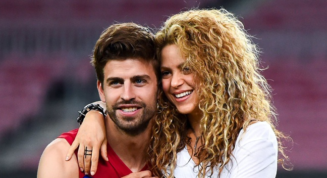 Pique, Shakira khong duoc moi du le cuoi cua Messi hinh anh 1