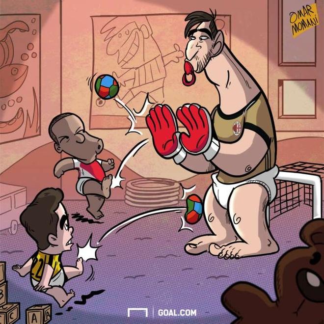 Hi hoa Mourinho xui Oezil cao benh de den MU hinh anh 3