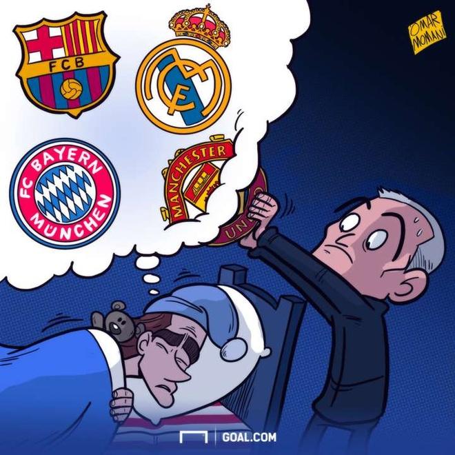 Hi hoa Mourinho xui Oezil cao benh de den MU hinh anh 5