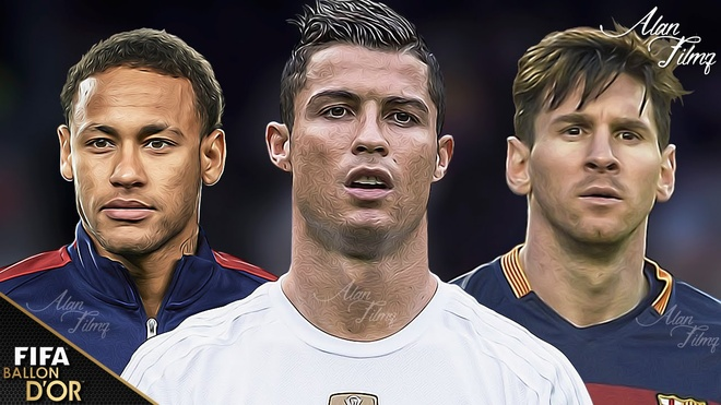 Neymar buc boi vi bi so sanh voi Messi, Ronaldo hinh anh 1