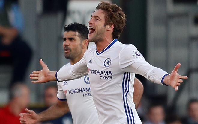 AFCB vs Chelsea (1-3): Alonso sut phat dep mat hinh anh