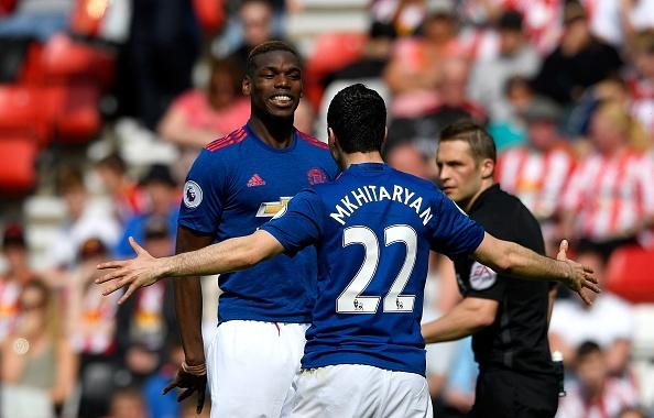 Sunderland vs Man Utd (0-3): Ibra kien tao, Rashford lap cong hinh anh 21