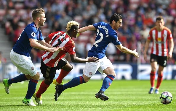 Sunderland vs Man Utd (0-3): Ibra kien tao, Rashford lap cong hinh anh 20