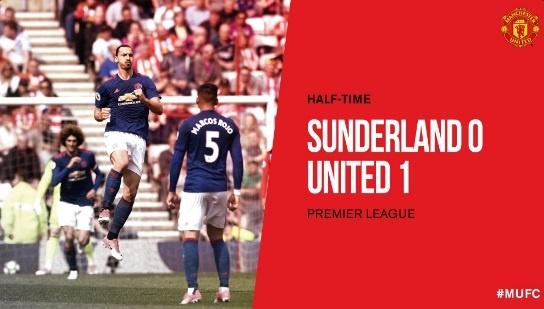 Sunderland vs Man Utd (0-3): Ibra kien tao, Rashford lap cong hinh anh 18