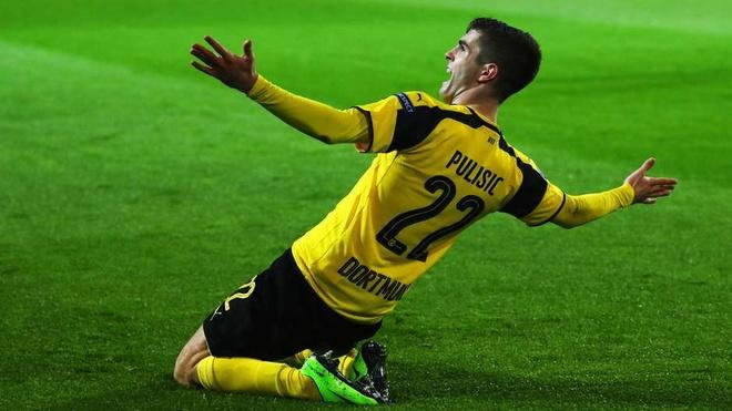 Dortmund, Monaco: 2 'sieu thi' dat hang nhat phien cho he 2017 hinh anh 6