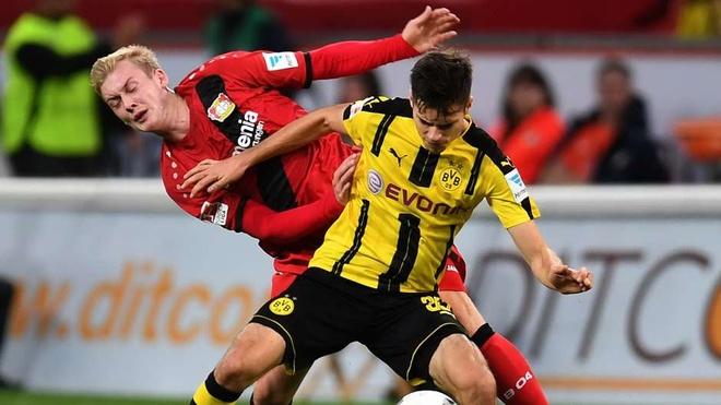 Dortmund, Monaco: 2 'sieu thi' dat hang nhat phien cho he 2017 hinh anh 8