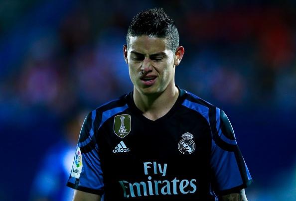 James Rodriguez va 5 ngoi sao Real nen ban he nay hinh anh 5