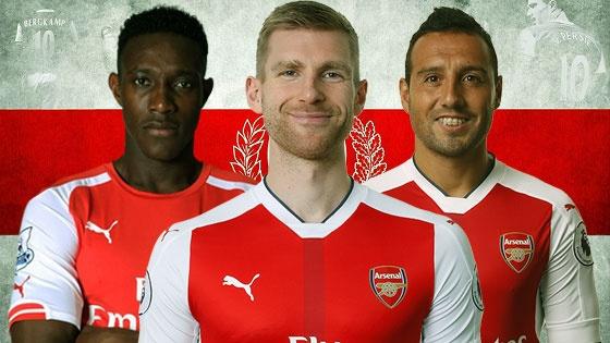 Arsenal thanh ly hang loat benh binh trong phien cho he 2017 hinh anh