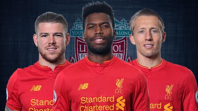 Sturridge va nhung ngoi sao Liverpool nen ban he nay hinh anh
