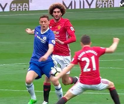 Mourinho tu phuc ban than sau khi danh bai Chelsea hinh anh 1