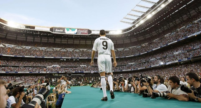 Nhung su that khong phai ai cung biet ve Cristiano Ronaldo hinh anh 2